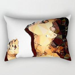 ICONS: Rihanna1 Rectangular Pillow