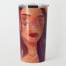 hot skin Travel Mug