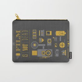 Film is not dead  Carry-All Pouch