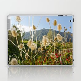 Meadow of Sicilian Spring Laptop & iPad Skin