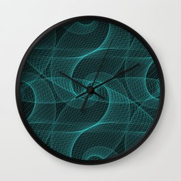 The Great Spiraling Unknown Wall Clock