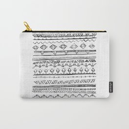 Take Me to the Tribe Carry-All Pouch