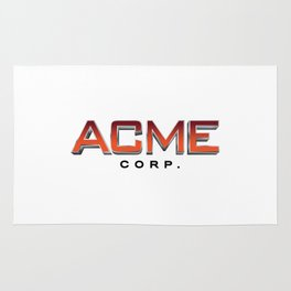 LO ONEY TUNES: BACK IN ACTION - ACME Corporation Rug