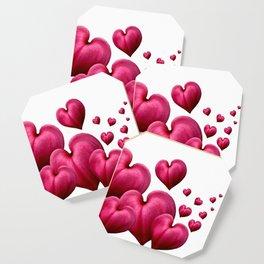 Dancing Hearts Coaster