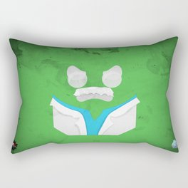Dr M Rectangular Pillow