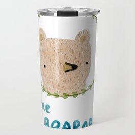 Bearable Bear Travel Mug
