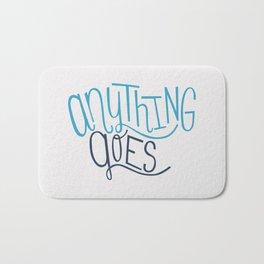 Anything Goes Bath Mat