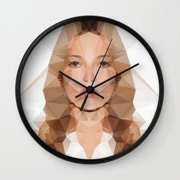 k 2 Wall Clock