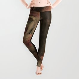 The Hungry Eyes Leggings