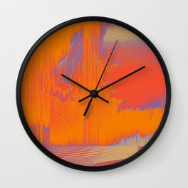 Over Cooked Wall Clock