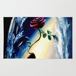 The Rose.. Rug