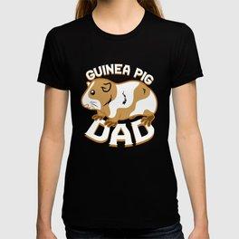 Guinea Pig Dad T-shirt