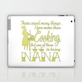 Cooking Nana Laptop & iPad Skin