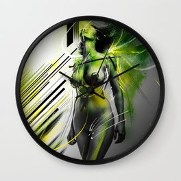EXPRESSION_#003 Wall Clock
