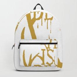 Apéritif - White Backpack