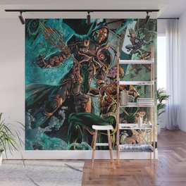 king of the seas Wall Mural