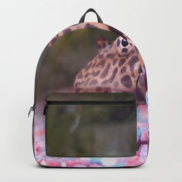 Photo Pleco Leopard Backpack