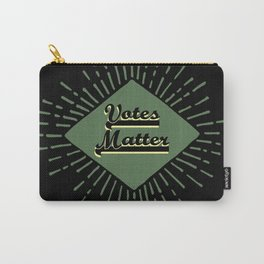 Votes Matter 16 Carry-All Pouch