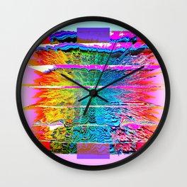 Radar Wall Clock