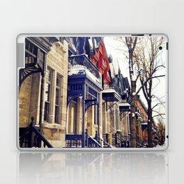 rue Laval -  Montreal Laptop & iPad Skin