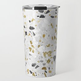 Glitter and Grit Travel Mug