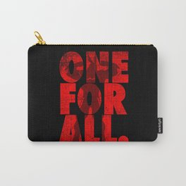 one for all Carry-All Pouch