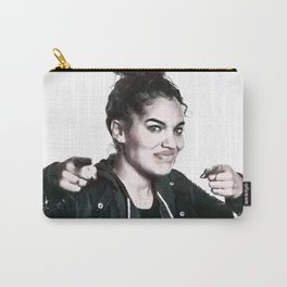 Ruth Prim Carry-All Pouch