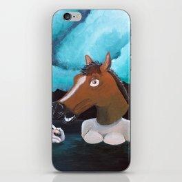 The Sea Horse iPhone Skin