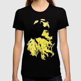 Blonde Gasmask T-shirt