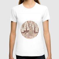 bigfoot T-shirts featuring Bigfoot by Najmah Salam