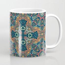 Ethnic mandala (Fire). Coffee Mug