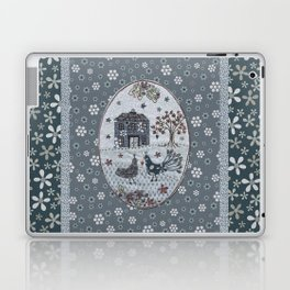 Peacock Manor Laptop & iPad Skin