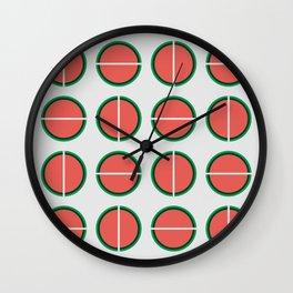 Seedless Wall Clock