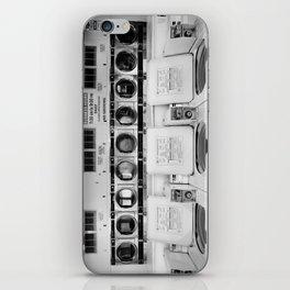 Fresno Laundromat iPhone Skin