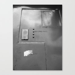 Urban Abstract 52 Canvas Print