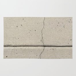 Real, Concrete, not Abstract Rug