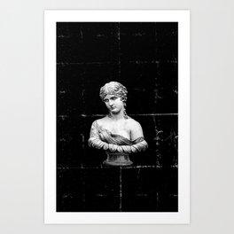Bust Art Print