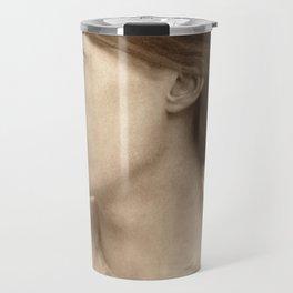 Virginia Woolf Vintage Photo,1902 Travel Mug