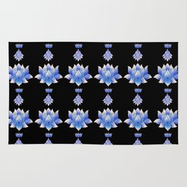 EO Blue Lotus Rug