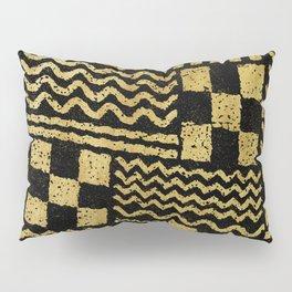 Gold Fuse Pillow Sham