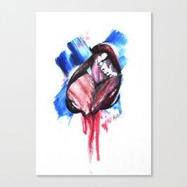 Passion Fruit Canvas Print