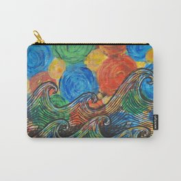 Waves in my Dreams Carry-All Pouch