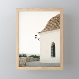 "Travel photography ""Ibiza white"" 