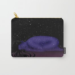 Nuit, The Lady of the Stars Carry-All Pouch