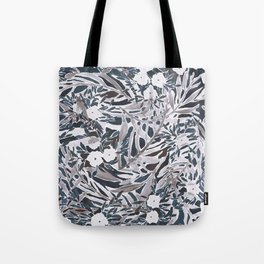 Topical Daydream Deep Natural Tote Bag