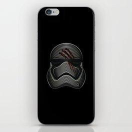 StarWars   Stormtrooper FN-2187 (Finn) iPhone Skin