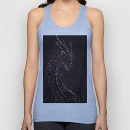 Corn abstraction Unisex Tank Top