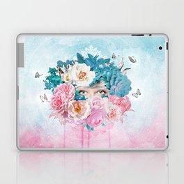 FLORAL EVA Laptop & iPad Skin