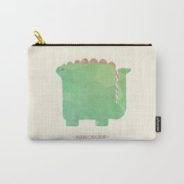 Squarosaurus Carry-All Pouch