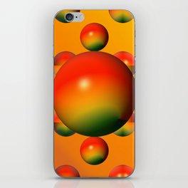Bowls like apples ... iPhone Skin